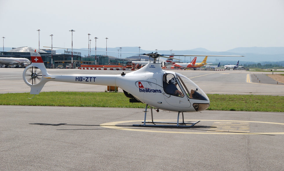 Schnupperflug Cabri G2