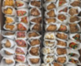 SMOOSH premade ice cream sandwich Private Catering Parties