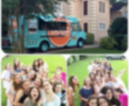 SMOOSH Truck Private Catering Parties
