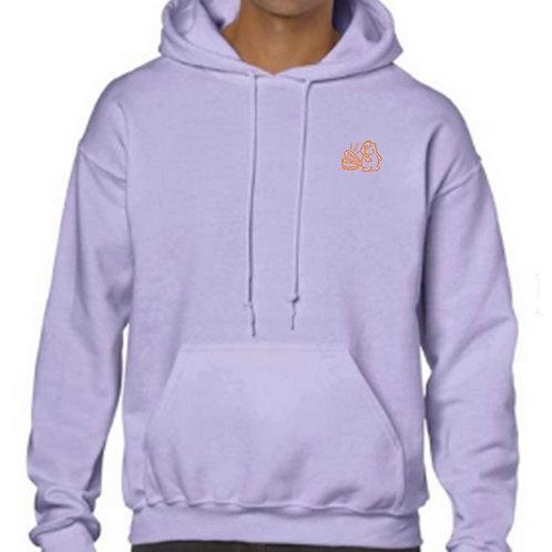 Lavender Beaver Hoodie