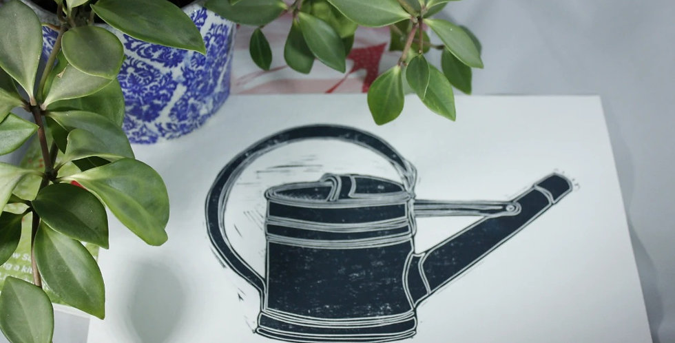 Heritage Tool Watering Can