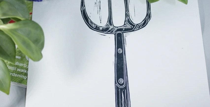 Heritage Tool Fork