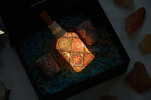 Limited Edition Abstract Diwali Set
