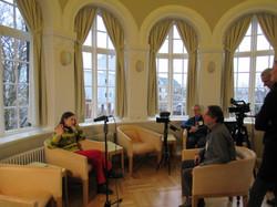 Behind the scenes - Katrin