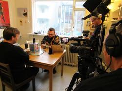 Behind the scenes - Icetralia