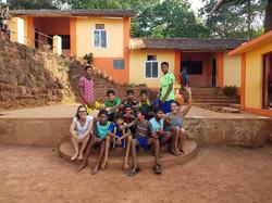 פעילות אושר בהודו