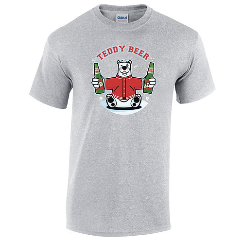 teddy beer t-shirt