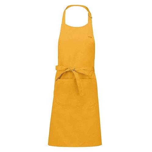 Tablier jaune moutard VIERGE