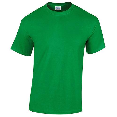 T-shirt vert Irish VIERGE