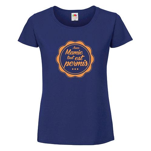 mamie t-shirt