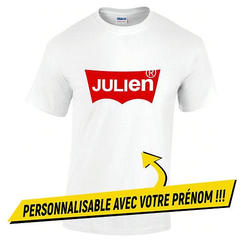 t-shirt Julien