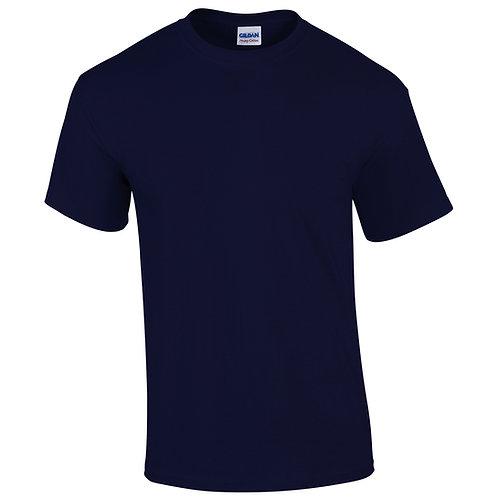 T-shirt marine VIERGE