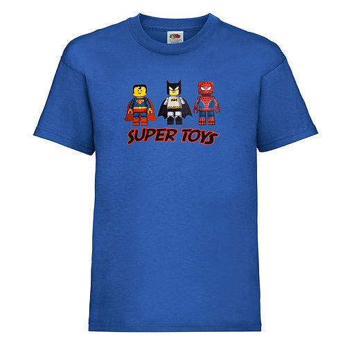 tshirt super toys