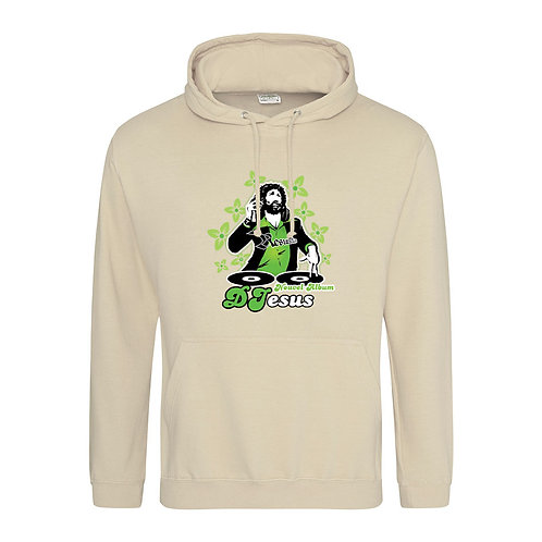 sweat capuche d-jesus