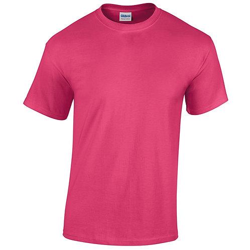 T-shirt fushia VIERGE