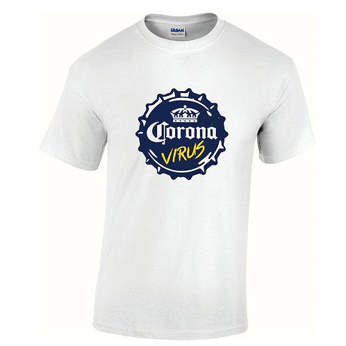 t-shirt corona virus