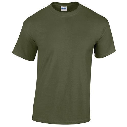 T-shirt kaki VIERGE