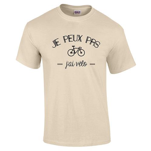 peux pas vélo