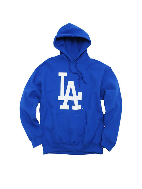 "Sweat bleu ""LA"""