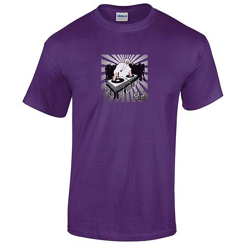 t-shirt dj pape