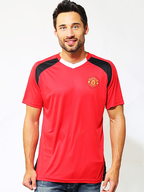"Maillot adulte vierge ""MANCHESTER UNITED"""