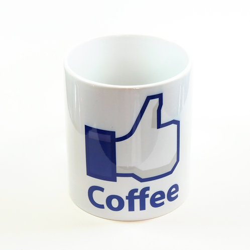 "Mug ""LIKE COFFEE"""
