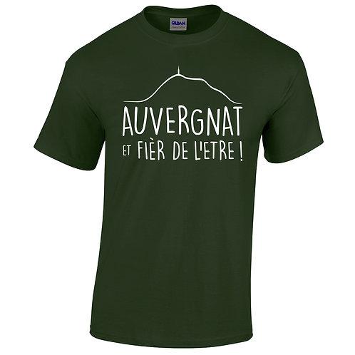 t-shirt auvergnat