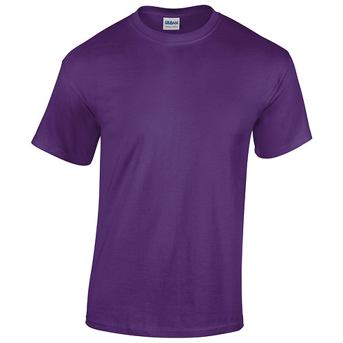 T-shirt violet VIERGE
