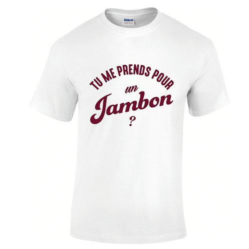 t-shirt greg jambon