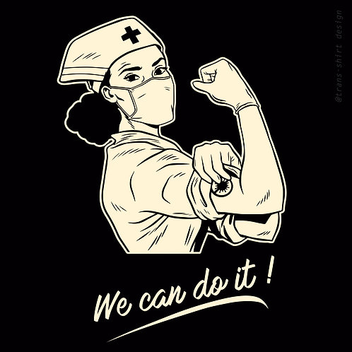 we can do it infirmière