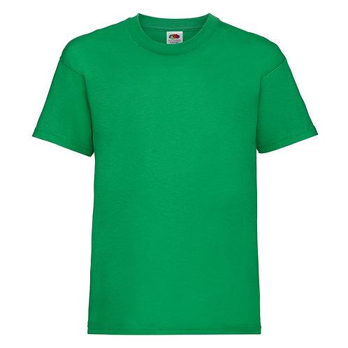t-shirt enfant vert Irlande