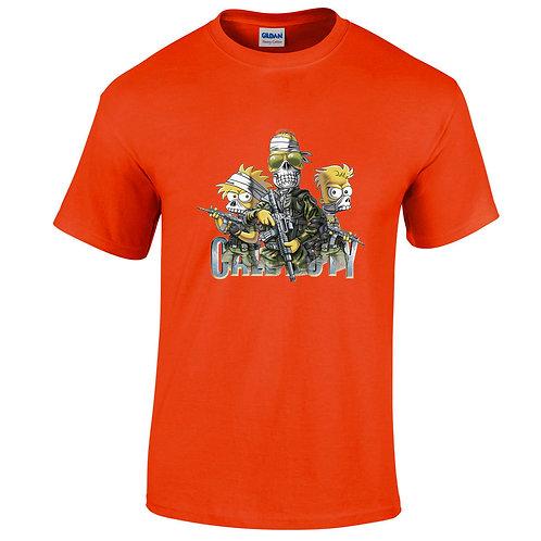t-shirt call of duty
