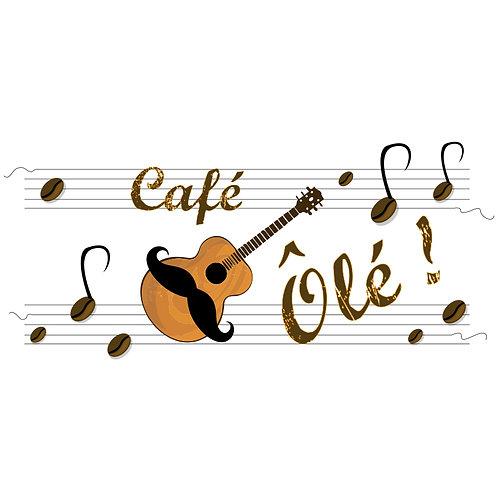 """Mug """"CAFE OLÉ"""""""