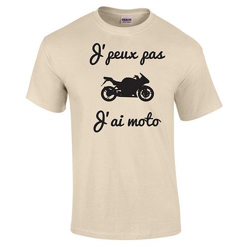 peux pas moto