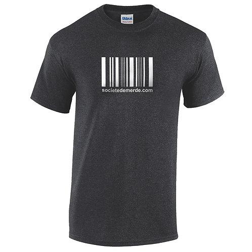 tee shirt société de merde