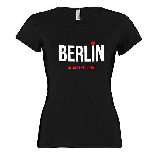 t-shirt berlin casa de papel