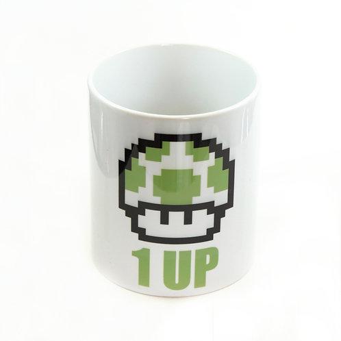 """Mug """"1 UP VERT"""""""