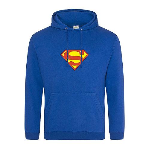 sweat capuche superman