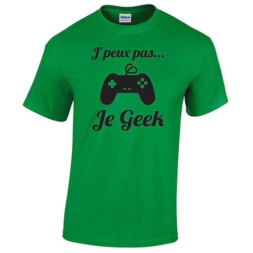 peux pas geek