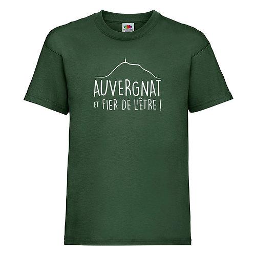 """T-shirt """"AUVERGNAT"""""""