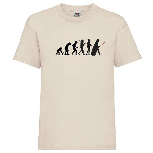 tshirt dark evolution
