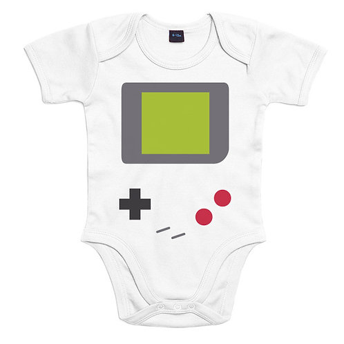 game boy bébé