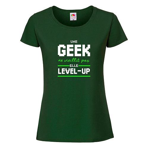 une geek t-shirt