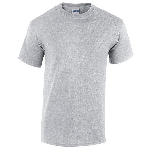 T-shirt gris chiné VIERGE