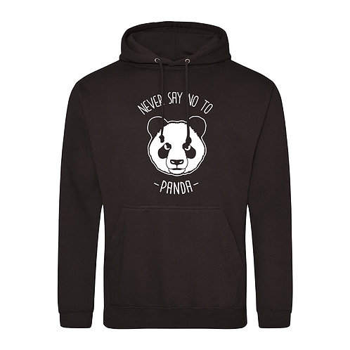 sweat never say no to panda