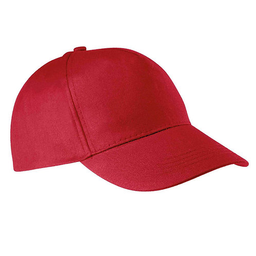 Casquette rouge VIERGE