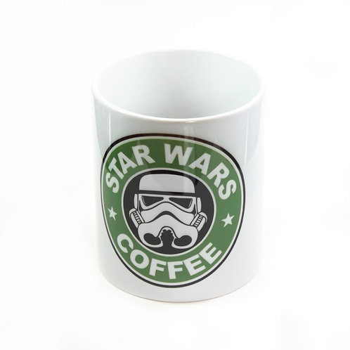 "Mug ""STAR WARS COFFEE"""