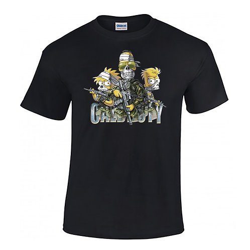 call of duty tee shirt