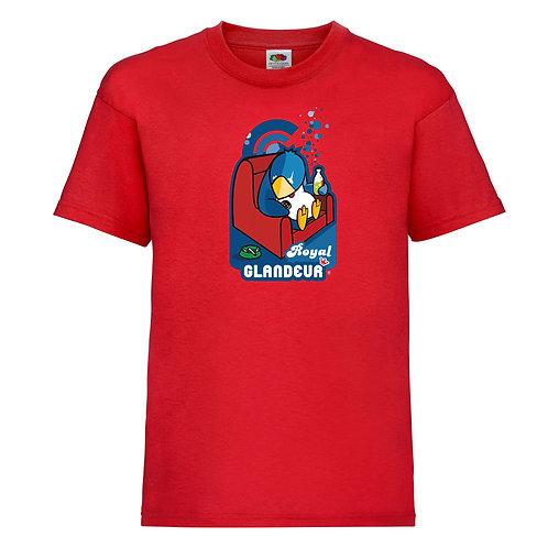 tshirt royal glandeur