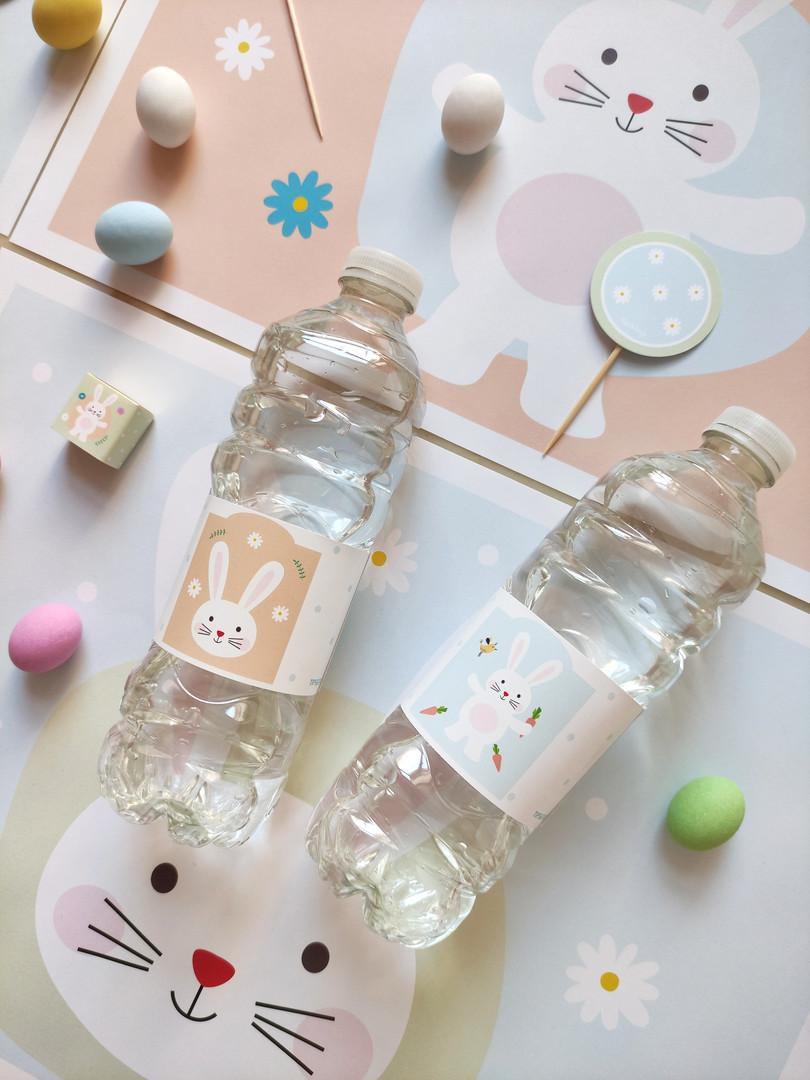 Etichette per bibite e bottigliette